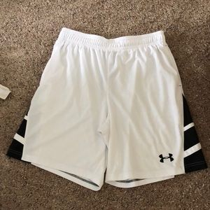 NWOT Under Amour Basketball Shorts